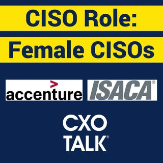 Chief Information Security Officer Role - Female CISOs on Women in Tech