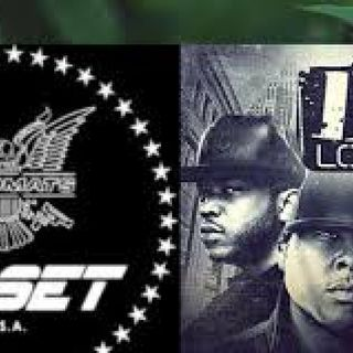 Dipset & The Lox Versus!! - Shizzy's Lit Podcast