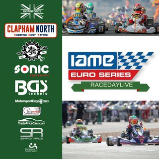 2019 IAME Euro Series Round 2 - Castelletto Timed Qualifying