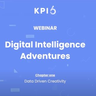 Data Intelligence Adventures - Data Driven Creativity
