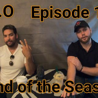 Episode 15 End of The Season