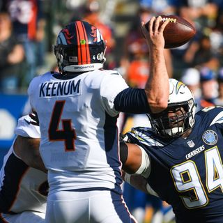 HU #183: Gut Reaction   Broncos beat Chargers 23-22   Is this a turning point for the playoffs?
