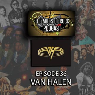 "Van Halen - ""Living With the Aftershock"" - Episode 36"