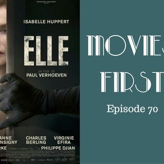 Elle - Movies First with Alex First & Chris Coleman Episode 70