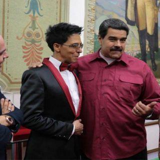 Escándalo entré Bonny Cepeda y Maduro da vuelta al mundo