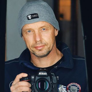 Guest: Celebrity Photographer Bjoern Kommerell
