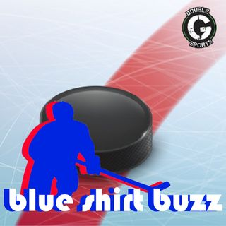 Blueshirts Buzz, Episode 5: NHL Network Analyst, E.J. Hradek