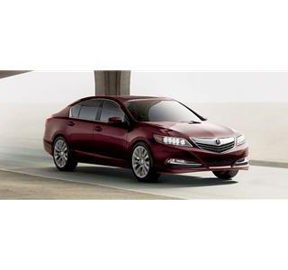 TalkingCarZ 2014 Acura The Legend Begins RLX