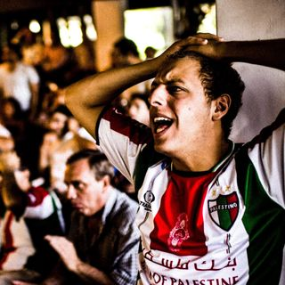 Palestino, orgoglio palestinese in terra cilena