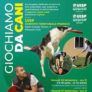 Uisp Pinerolo - Intervista a Cristina D'Errico