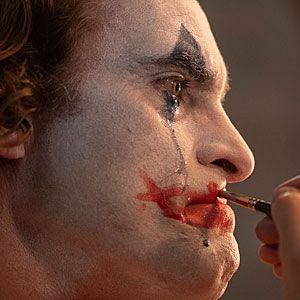 Byte Joaquin Phoenix On Joker