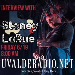 Stoney LaRue / June 2020
