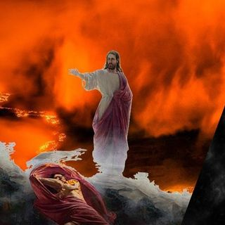 FUE JESUS AL INFIERNO? DESCUBRE LA VERDAD | El Verbo