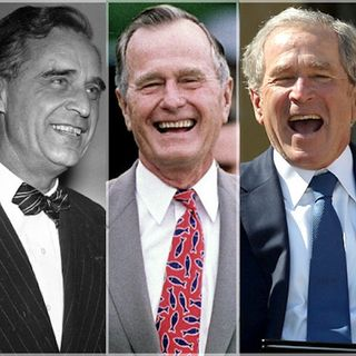 THE BUSH FAMILY EVIL SECRETS, NAZI CONNECTIONS AND SCANDALS EXPOSED