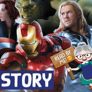 Avengers Story - Relax & Unwind
