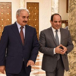Libia: sempre più saldo il rapporto tra Haftar e l'Egitto