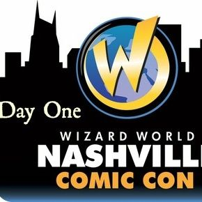 Wizard World Nashville Day One