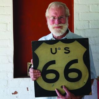 Route 66 Photographer Terrence Moore on Big Blend Radio