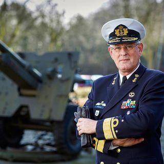 In gesprek met Vice Admiraal BD Matthieu Borsboom