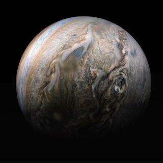 Mighty Jupiter Revealed