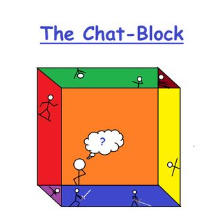 "ChatBlock Ep 1 | Very ""Interesting"""