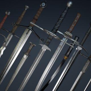 Episode 88 - Tha'MetaphorOFtha'Sword! w/scripturez'