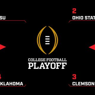 TGT Special College Football Playoff Preview Show W/Randy Cross: Oklahoma/LSU, Ohio State/Clemson