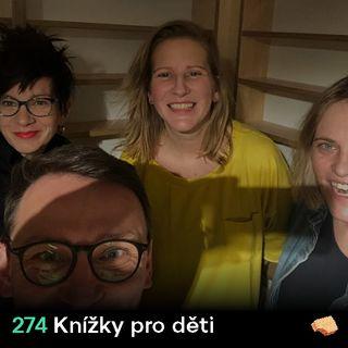 SNACK 274 Detske knizky