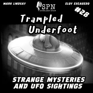 trampled - 028 - Strange Mysteries and ufo sightings