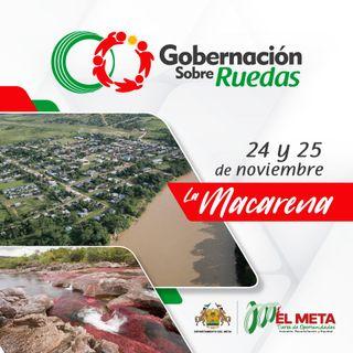 0172 PROMO GOBERNACIÓN SOBRE RUEDAS LA MACARENA