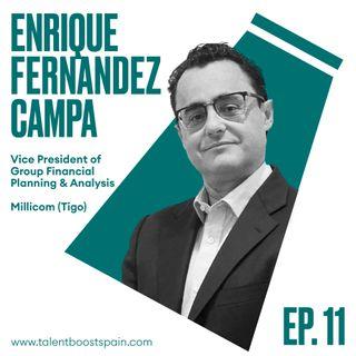Episodio 11: La experiencia de la expatriación y el mercado laboral en EEUU con Enrique Fernández-Campa