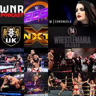 WNR204 WWE NETWORK REVIEW FEB