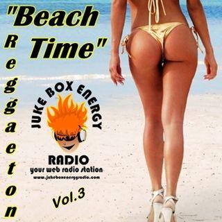 """MUSIC by NIGHT"" BEACH TIME Vol.3 REGGAETON 2018 by ELVIS DJ"