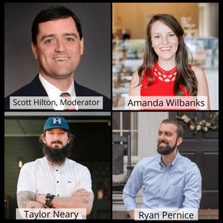 WellStar Chamber Luncheon Series:  Focus on Small Business Resilience and Opportunity – Ryan Pernice, RO Hospitality, Amanda Wilbanks of Sou