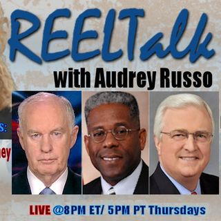 REELTalk: Author of Hold Texas Hold The Nation LTC Allen West, General Thomas McInerney and CEO of American Defense International Van Hipp