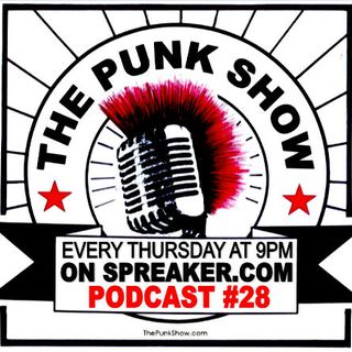 The Punk Show #28 - 08/15/2019
