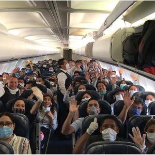 8 mil 880 mexicanos repatriados