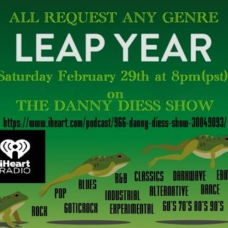 Leap Year All Request Any Genre February 2020