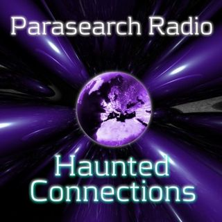 The Haunted Connections Show - Barrie John
