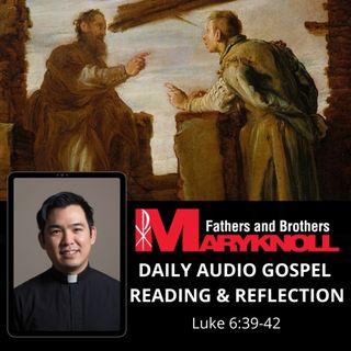 Friday of the Twenty-third Week in Ordinary Time, Luke 6:39-42