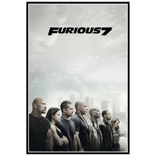 Damn You Hollywood: Furious 7 (2015)