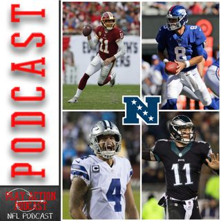 Play-Action Podcast EP 3: NFC East Preview