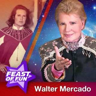 The Magical Life of Walter Mercado