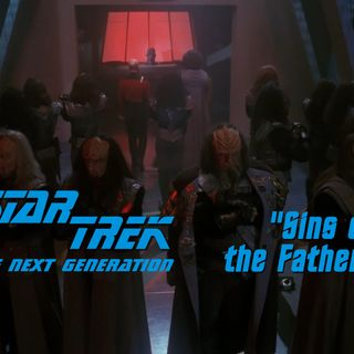 """Season 6, Episode 4 """"Sins of the Father"""" (TNG) with Fred Love"""