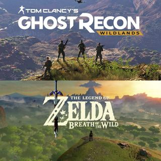 5x02 Tom Clancy's Ghost Recon Wildlands y The Legend of Zelda Breath of the Wild