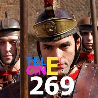 La casa fuerte | Telecinevision 269 (10/06/20)