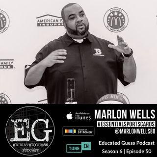 EP050: Marlon Wells | Bishops Basketball | Essential Sports Cards
