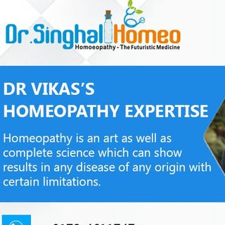 Best Homeopathy Doctor in Chandigarh