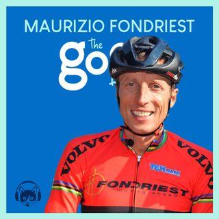 98. The Good List: Maurizio Fondriest - 5 pietre miliari per la vita e per la bicicletta