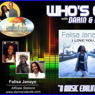 Falisa Janaye Interview Darin & Anita